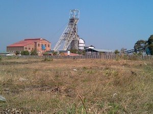 Kitwe- SOB Mine Shaft, Wusakile - low res