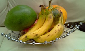 Tropical Fruit and Vegetables - kitweonline
