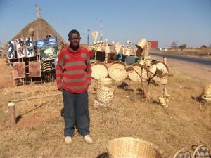 KitweOnLine - Artist_Weaver - Jonathan Simfukwe