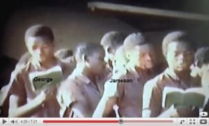 Kitwe Online - Chamboli Secondary School, 1971