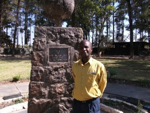 Jacob Phiri - Conservation Assistant