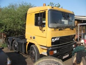 1174-260411 ERF EC14 Tractor Unit - kitweonline