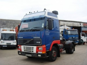 Volvo FH12 380 Globetrotter - 1996