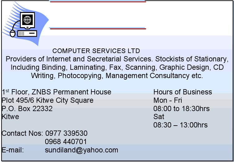 Sundiland Computer Services
