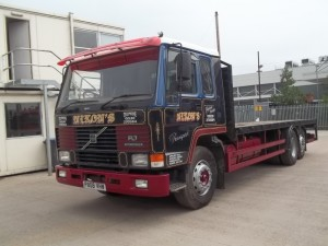 Volvo VF6_Flatbed for sale