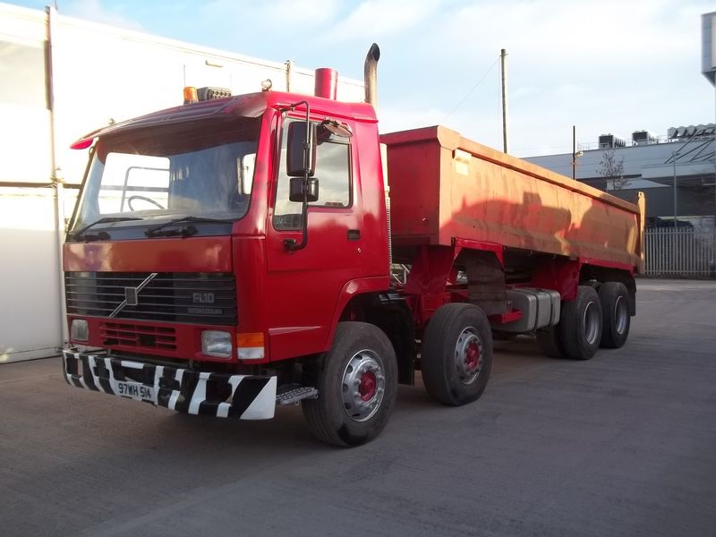 2302-truck-tipper-VOLVO-FL10 for sale