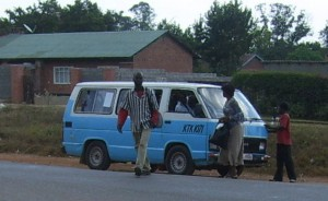 Bus Fares In Kitwe