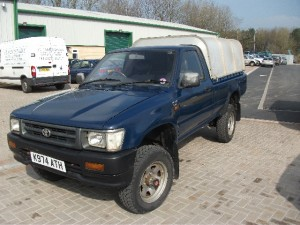 Toyota Hilux for sale - KitweOnLine