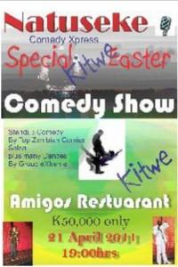 Comedy Show - April 2011