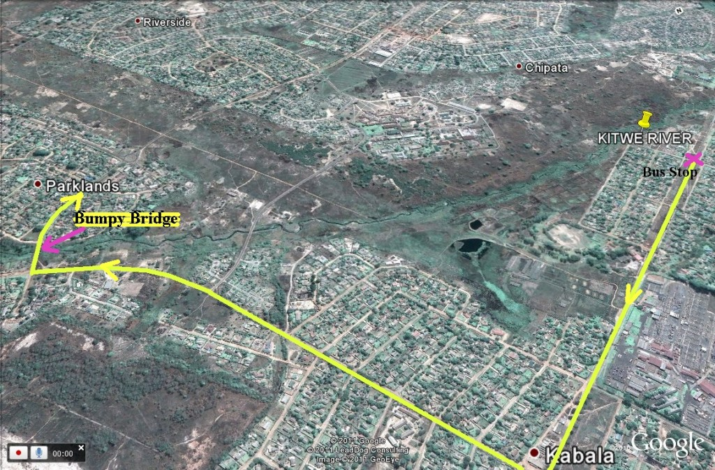 Mpelembe School Bus Route - kitweonline