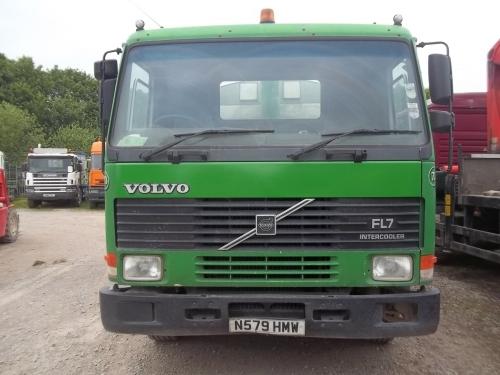 Volvo FL7 6x4 Tipper Truck 2