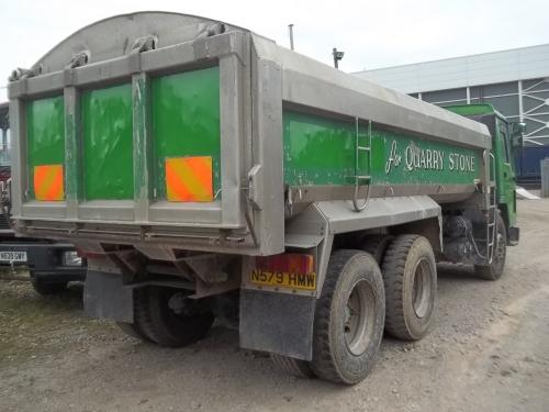 Volvo FL7 6x4 Tipper Truck 5