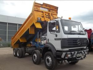 1998 Mercedes Benz 3234 8x4 Steel bodyTipper for sale