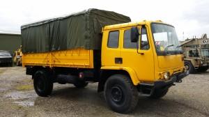 Dropside Truck_DAF 45 150
