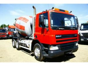 Concrete mixer cement truck for sale