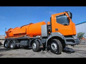 Tanker for sale