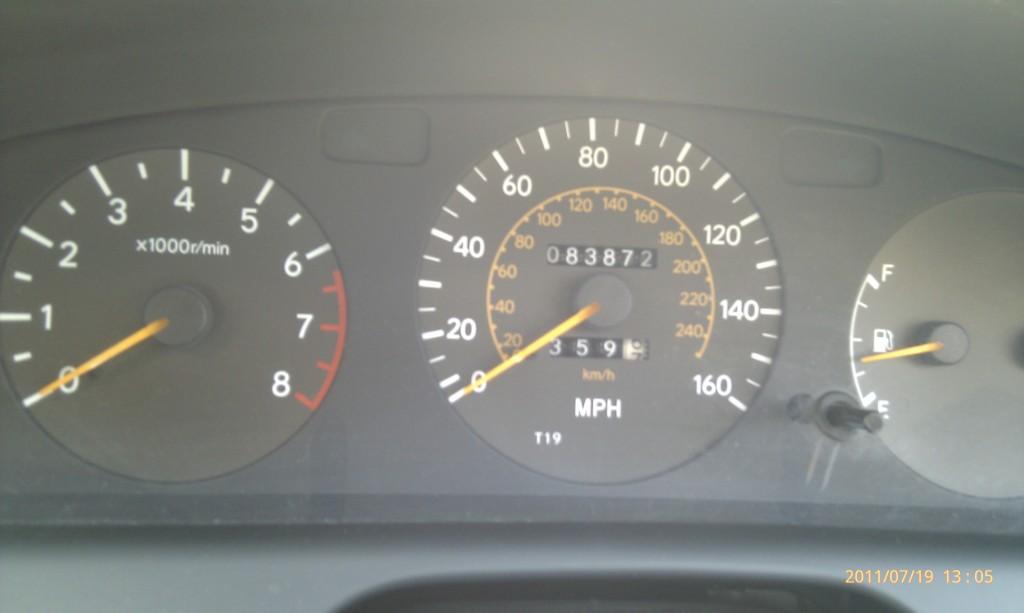 Toyota Carina E GLI - 07