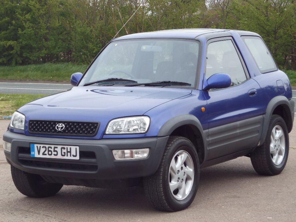 1999 Toyota Rav4 for sale