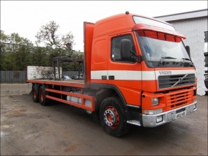 Volvo FM12 Flatbed
