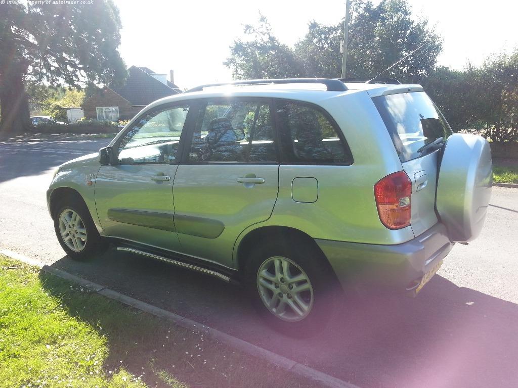 Toyota Rav4 for sale - kitweonline