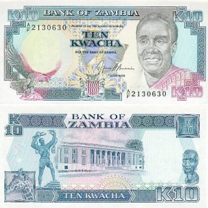 10 Kwacha note