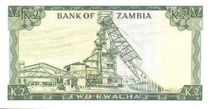 2 Kwacha back Copper Production In Kitwe, Zambia