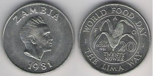 20 Ngwee Coin
