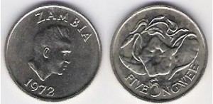 5 Ngwee Coin