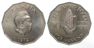 50 Ngwee Coin