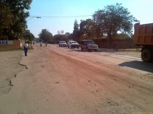 Central Street - Nkana West view_kitweonline