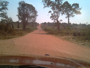 Chamboli crossing to Wusakile - F Section_kitweonline