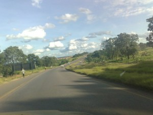 Kitwe-Ndola Rd - Kamatemate Stream_kitweonline