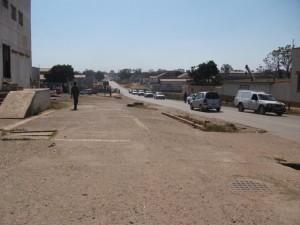 Nyerere Rd Cnr Zomba Road near bridge_kitweonline