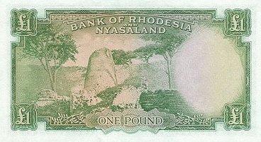 One Pound - b