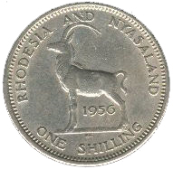 One Shilling
