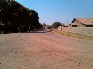 Wusakile - Church Street Cnr Mindolo Road - East view_kitweonline