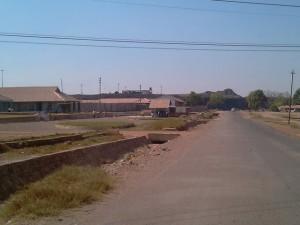 Wusakile Community Offices and sludge dump_kitweonline