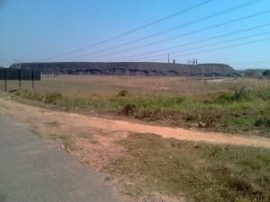 Wusakile sludge dump - East face_kitweonline