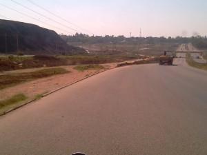 Wusakile sludge dump from dual carriage way_kitweonline
