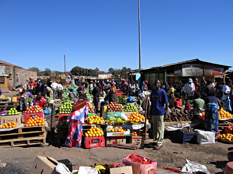 Image result for Zambian market