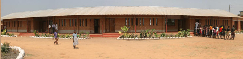 Ituna New School Building