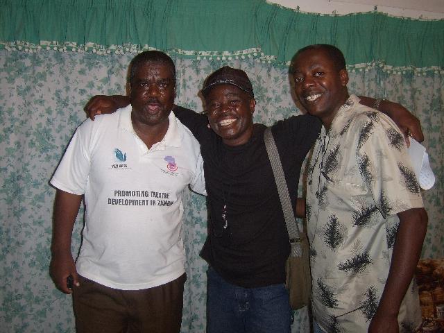 John Katebe, Jagary Chanda, John Sendama snr _kitweonline