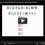 Learn to Read And Pronounce Bemba Words pic