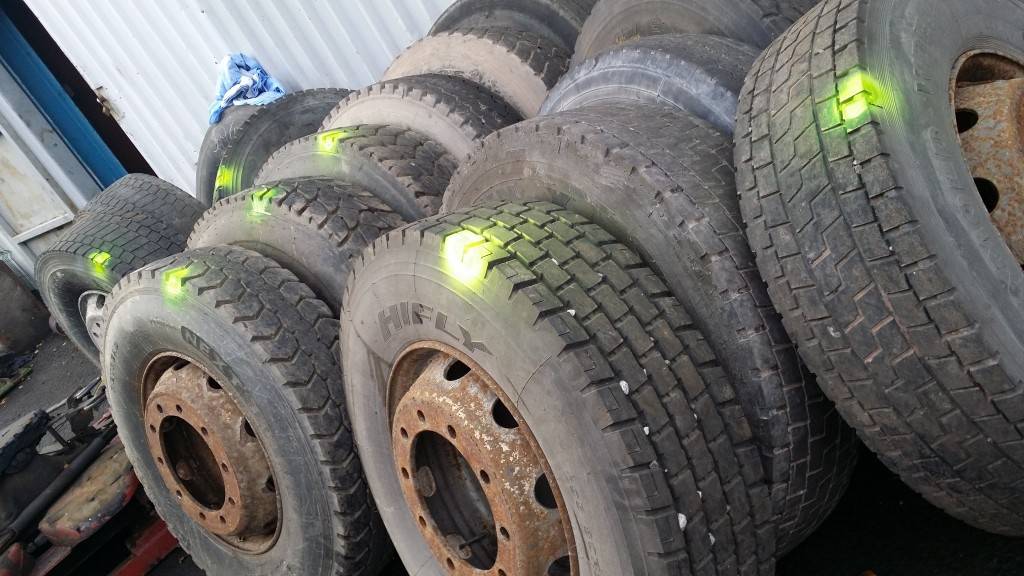 Used Truck Tyres 295/80/22.5 for sale