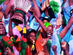 We are Back! Zambia Crowned Champions