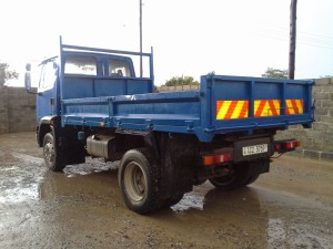 DAF Tipper truck for sale