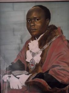 AN Kalyati - Mayor of Kitwe 1965-1967 - kitweonline
