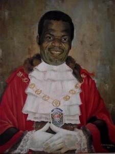 C Bwalya - Mayor of Kitwe 1992-1994 - kitweonline