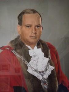 HJE Stanley - Mayor of Kitwe 1958-1959 - kitweonline