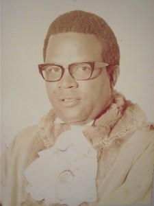 HS Lupili - Mayor of Kitwe 1970-1975 - kitweonline
